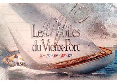 Esprit Broderie aux voiles du vieux port à Marseille